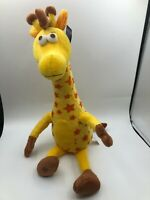 Toys R Us Geoffrey The Giraffe Plush Kids Soft Stuffed Toy Animal Doll 2010