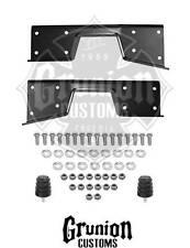 "McGaughys Chevy 6"" Drop Rear Frame C Notch Kit 1999 - 2000 GMC Truck"