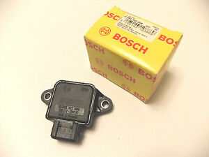 SAAB VOLVO FERRARI PORSCHE 911 968 Throttle Position Sensor NEW BOSCH 0280122008