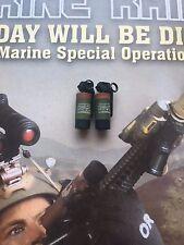Soldier Story MARINE RAIDERS U.S. MSOT 8222 MK13 MOD0 Flash x2 loose 1/6th scale