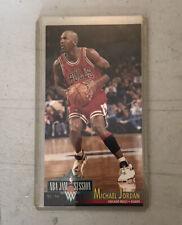 1993-94 Fleer NBA Jam Session #33 Michael Jordan Chicago Bulls HOF - NICE!