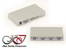 SPLITTER VGA 4 ports 150MHz image d'un PC vers 4 ecrans