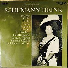 Ernestine Schumann-Heink - Arias - RCA Victrola - 1969 - MONO - Vinyl - SEALED