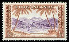 Scott # 131 - 1949 -  ' Ngatangiia Channel, Rarotonga '
