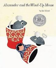 Alexander and the Wind-Up Mouse: (Reissue; Caldecott Honor Book)-ExLibrary
