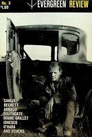 Evergreen Review #3 Jackson Pollock Eugene Ionesco Frank O'Hara 1957