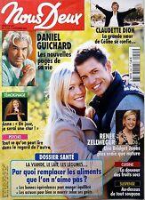 NOUS-DEUX 2003: DANIEL GUICHARD_RENEE ZELLWEGER_CLAUDETTE DION