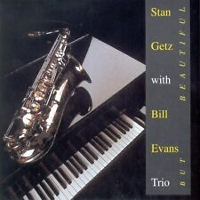 CD Stan Getz with Bill Evans Trio - But Beautiful