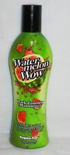 NEW SUPRE WATERMELON WOW DARK TANNING MAXIMIZER INDOOR TANNING TAN LOTION