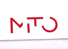 adesivo MITO Alfa Romeo gta quadrifoglio decal sticker offer tjet turbo