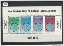 112014/1280 - ZIMBABWE 1980 - YT BF N° 1 ** (MNH) LUXE