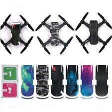 FPV Drone Protective PVC Skin Decal Cover Sticker For DJI Spark RC Accessory