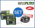 2x HIFLO FILTRO OLIO HF184+CHIAVE FILTRO OLIO PEUGEOT SATELIS 400 Executive ABS