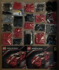 Lego Technic Technik Racer 8156 FXX Ferrari. 100% Komplett.