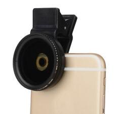 37mm ND2-400 Universal Adjustable Neutral Density CellPhone Fade ND Filter Lens