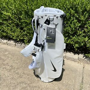 Nike 2020 Sport Lite Golf Bag 5 Way Divider White