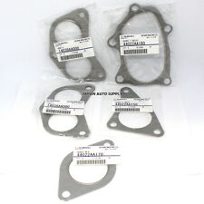 OEM SUBARU 02-14 WRX | 04-14 STI XT TURBO UP & DOWN EXHAUST MANIFOLD GASKET KIT