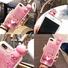 Japón Pantera Rosa 3D IPhone caso para 6/6s y 7/8
