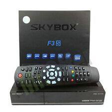 Decoder satellitare skybox F3s  ricevitore Full HD linux wifi TV televisore