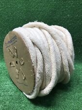 """Conso #7 Large Roll 1"""" Cotton Piping Cord Upholstery Fast Free Shipping"""