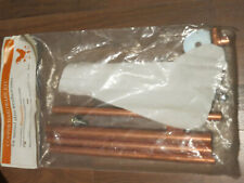 Copper Hardware Kit - for Stained Glass Weathervanes Wp002 New