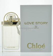 Love Story By Chloe For Women Eau De Parfum 2.5 Oz 75 Ml Spray