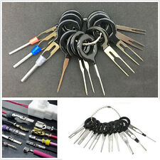11× Electrical Wire Terminal Removal Tool Car Crimp Connector Pin Extractor Kit
