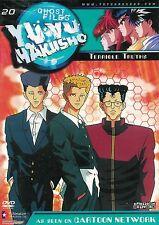 Yu Yu Hakusho ~ Chapter Black Saga ~ Vol. 20 ~ Terrible Truths ~ New Sealed DVD