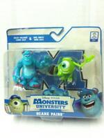 Disney Pixar Monsters University SULLEY & MIKE Mini Personaggi 6 cm MOC, 2013