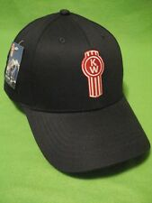 KENWORTH HAT:       NAVY BLUE TWILL TRUCKERS CAP   *FREE SHIPPING*