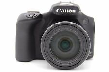 Canon PowerShot SX60 HS Digital Camera (Black)