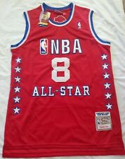 NWT Mitchell & Ness Stitched Kobe Bryant 8 All-Star Jersey Hardwood Throwback XL