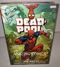 Marvel DEADPOOL OMNIBUS By Joe Kelly #1-33 Hardcover HC - BRAND NEW SEALED
