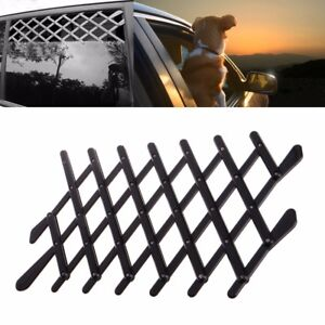 Pet Car Window Barriers Universal Solid Breathable Ventilation Dogs Easy Install