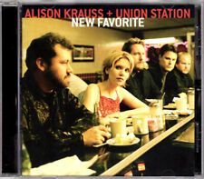 alison krauss + union station - new favorite - cd