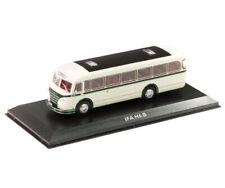 Classic Coaches Bus Atlas 1/72 IFA H6 B Werdau DDR Ref. 108