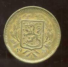 FINLANDE 5  markkaa  1930