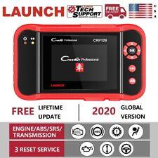 2020 New LAUNCH CRP129 Premuim OBD2 Car Diagnostic Scanner Code Reader 4 Systems