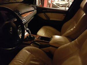 Lederausstattung BMW X5 e53 Innenausstattung Vollausstattung 4,8is