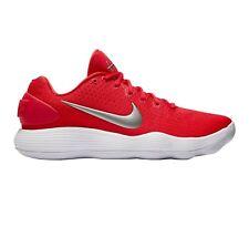Nike Hyperdunk 2017 Low Cut Basketball Shoes SZ 17.5 Red 942774-600. New!!