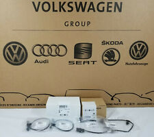 OEM AUDI Q7 2016+ FRONT&REAR BRAKE PADS AND WEAR SENSORS Brand New 4M0698151BD
