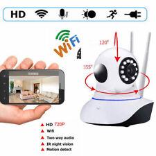 Night Vision Yoosee APP  IR-Cut Two Way Audio Smart Camera Wifi  720P 2.0MP PTZ