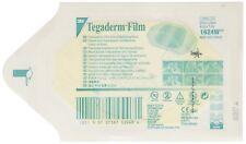 3M Tegaderm Transparent Film Dressing. Ref 1624W. 6cm x 7cm. Medical & Tattoo