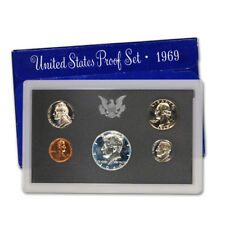 1969-S US Mint Proof Set