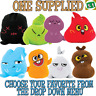 Tomy Stink Bombz plush soft toys - ONE SUPPLIED YOU CHOOSE