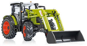 WIK77829 - Tractor Arion 430 CLAAS Fitted D'A Charger Removeable With Pan F