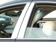 Fits Lincoln Ls 00-06 Qaa Stainless Chrome Polished Pillar Posts 6Pcs Pp40621