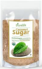 DureLife Organic Coconut Sugar 100% Pure & Natural USDA Certified a Non GMO