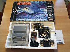 Super Nintendo Entertainment System SNES Konsole OVP