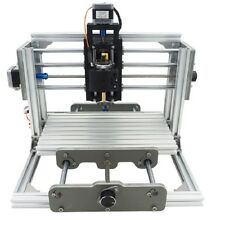 Mini 3 Axis DIY CNC Router Kit PCB Milllng Wood Carving Metal Engraving Machine